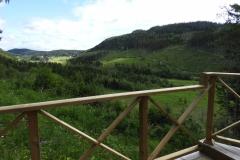 Utsikt mot Själandsklinten